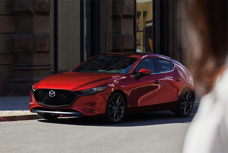 Flood Ford Ri >> Take a Closer Look at the 2020 Mazda3 5-Door - Flood Mazda ...